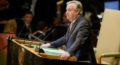 Opening of the General Debate of the Seventy-third Session of the United Nations  General Assembly including a Moment of Silence for former Secretary-General Kofi A. Annan  Secretary-General António Guterres