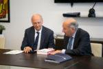 ministro marco bussetti_rettore UCBM Raffaele Calabrò (1)