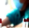All'ospedale San Paolo di Milano sono cominciati i test sierologici per il personale medico.  I test sierologici servono ad individuare tutte quelle persone che sono entrate in contatto con il virus. Attraverso i test sierologici infatti  possibile andare ad individuare gli anticorpi prodotti dal nostro sistema immunitario in risposta al virus. Milano 29 Aprile 2020.ANSA / MATTEO BAZZI