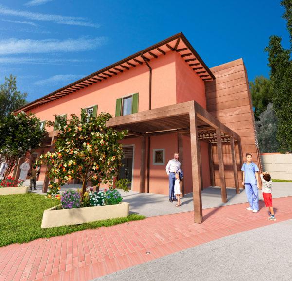 Al via il progetto Casa Marta, il primo Hospice pediatrico della Toscana
