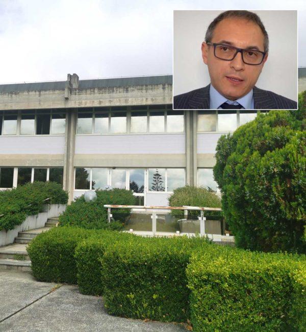 Ilario Lazzaro nominato Direttore Generale facente funzione dell'Asp di Catanzaro